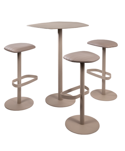 Ensemble Table et Tabourets Univers Design - Mirima